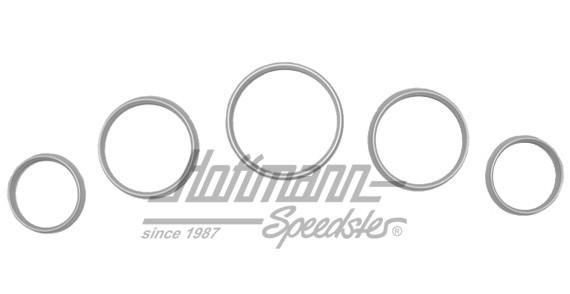 Instrumentenringe Porsche 911